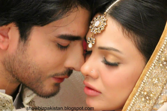 Pakistani hot couple
