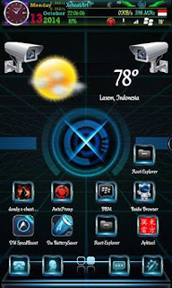 ROM] [ Blackberry Z10 Style ] [ For Advan S4A ]