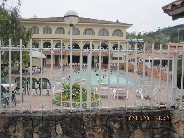 Discover Cuenca Ecuador Banos Mineral Springs And Spa In