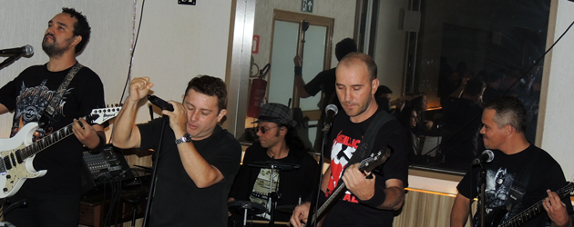 Banda Doctor Love de Uberlândia