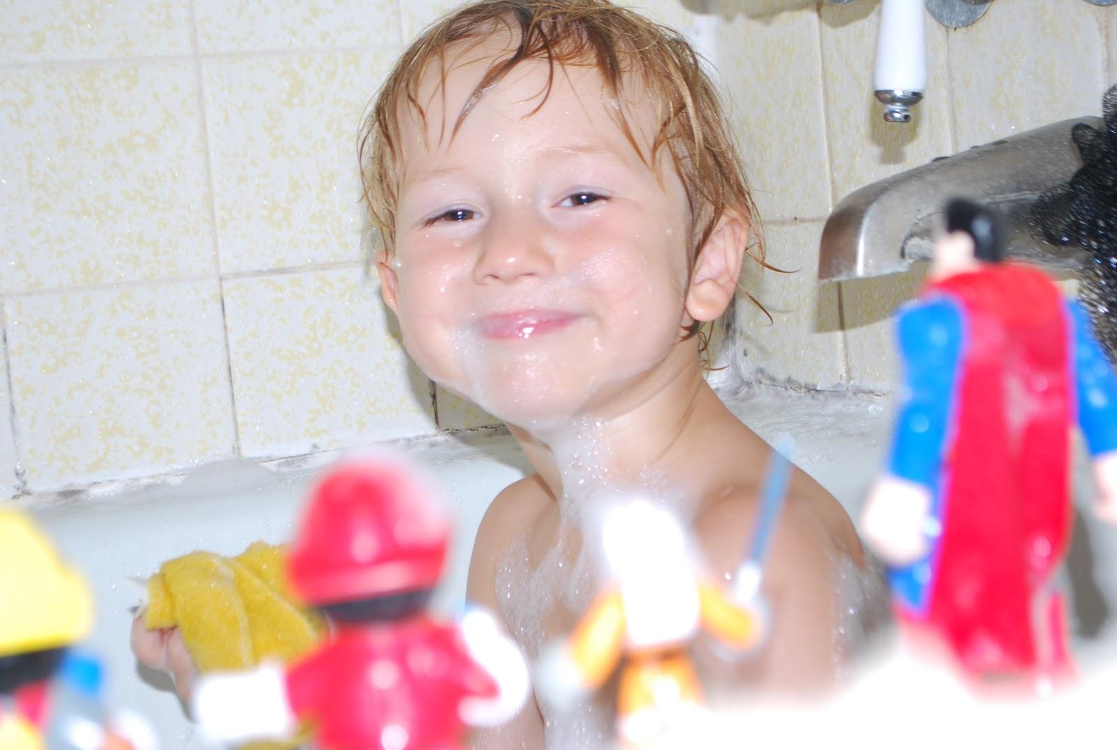 WorldO'McCord: bath time bubbles