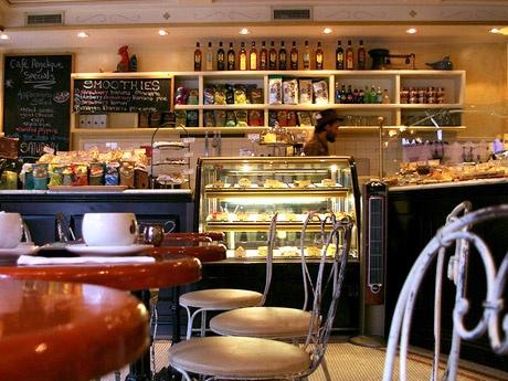 Dep sito santa mariah cafeterias charmosas pelo mundo for Modelos mesas para cafeteria