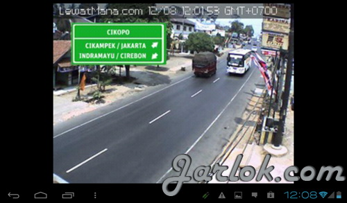 Video streaming mudik