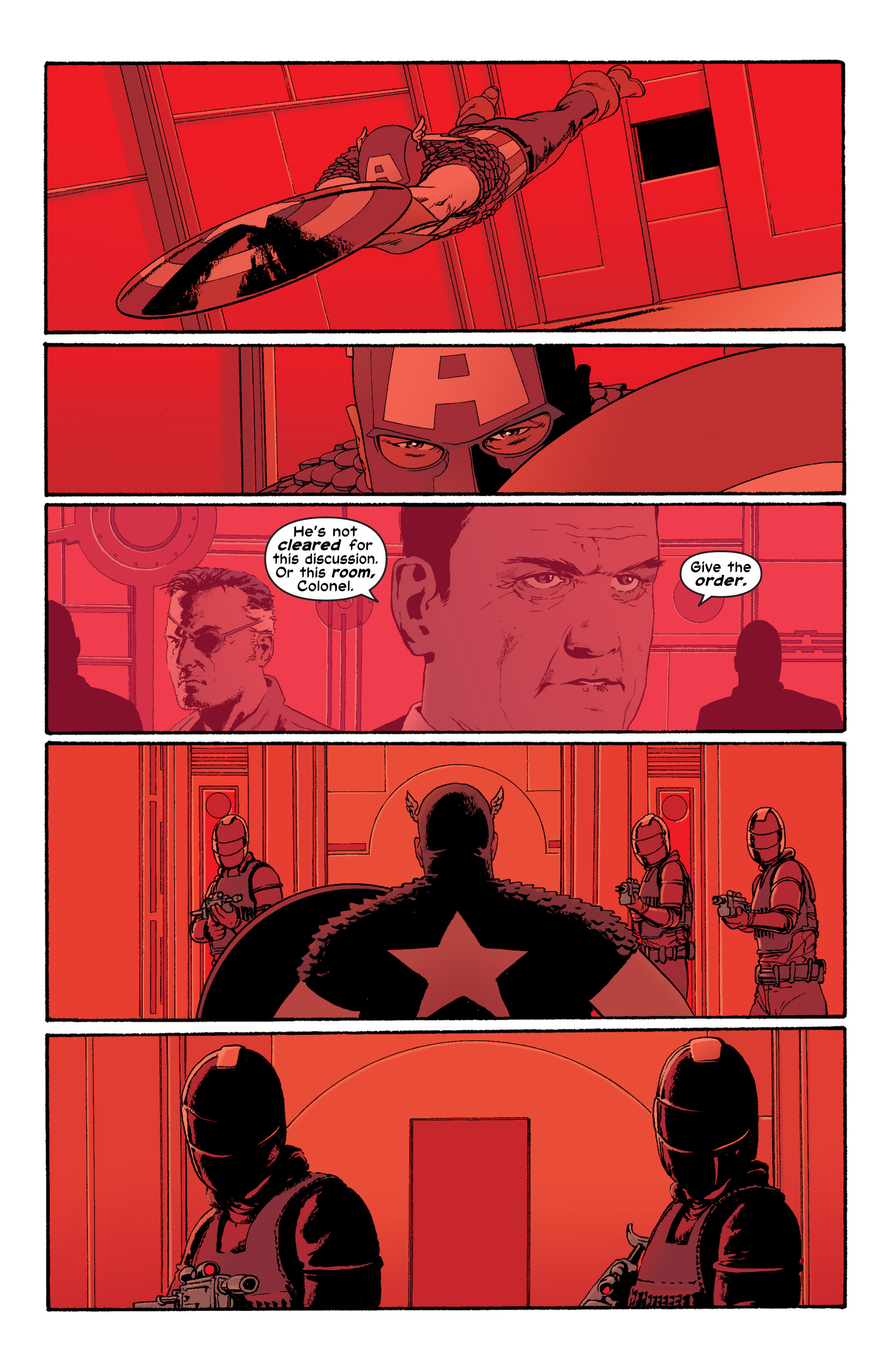 Captain America (2002) Issue #4 #5 - English 8