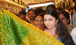 SVR Showroom Inagurated by Actress Charmi-thumbnail