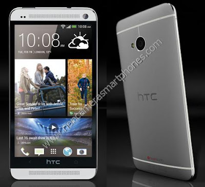 HTC One Android Smartphone Images & Photos.