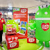 Kadar penembusan Android KitKat masih rendah di seluruh dunia