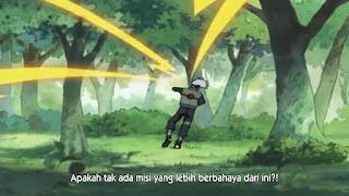 Screenshot Naruto Series Kecil Episode 006 Subtitle Bahasa Indonesia - stitchingbelle.com
