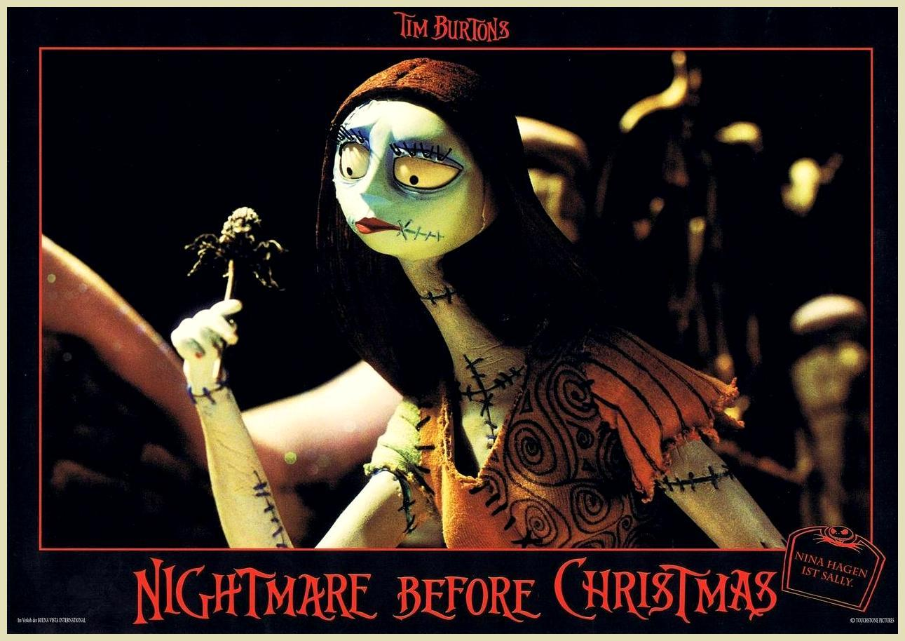 the nightmare before christmas tim burton gallery and review christmas eve posting - Tim Burtons The Nightmare Before Christmas