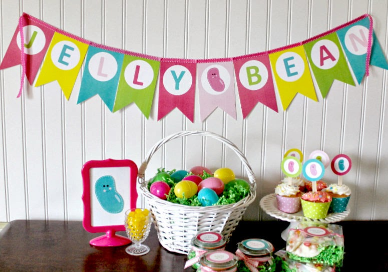 Cupcake wishes birthday dreams dont be jelly fun jelly bean looking for a fun easter idea or a lovely spring hostess gift here are a few creative ideas for what you can do with the jelly bean printables i shared negle Image collections
