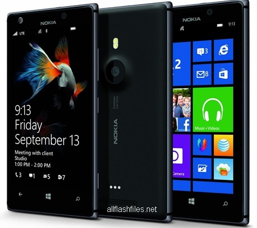 Nokia Lumia 925T (RM-955) Latest Flash File/Firmware Download Free