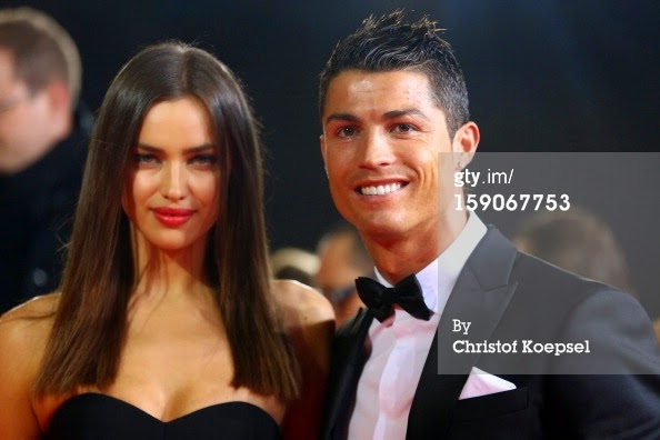CR7 Breaks UP With His Russian Girlfriend For Snubbing Mother's Birthday Party
