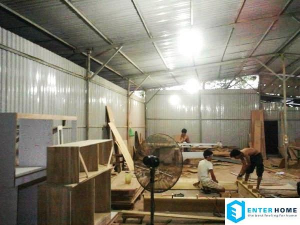 Xưởng sản xuất đồ gỗ nội thất enterhome hình ảnh 9