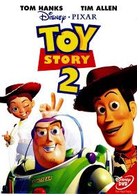 Filme Toy Story 2 Dublado AVI DVDRip