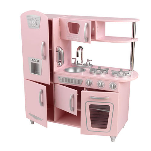Battat Doll Kitchen White