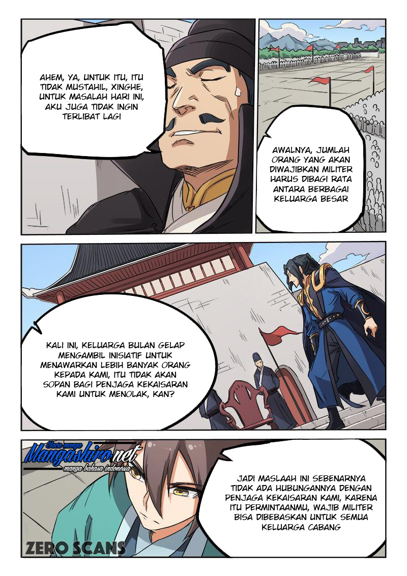Star Martial God Technique Chapter 144-4