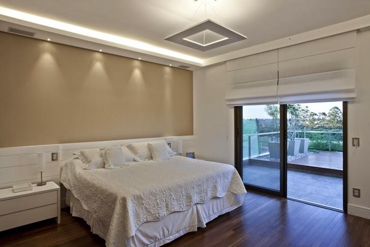 Elegant dream home in sao paulo by pupo gaspar arquitetura for Casas modernas brasil