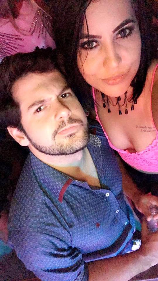 Patricio Gimenez 34 Años y Elena Sanchez - Perú