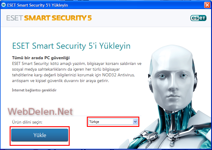 Eset smart security 5 final full 32bit download