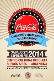 II CONVENCION INTERNACIONAL DE COCA COLA
