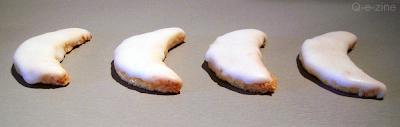 lunes amandes biscuits de noel