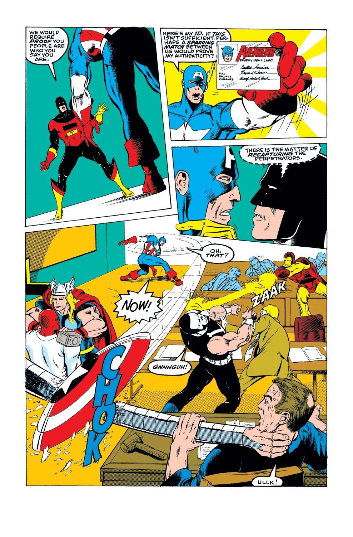 Captain America (1968) Issue #393 #326 - English 7