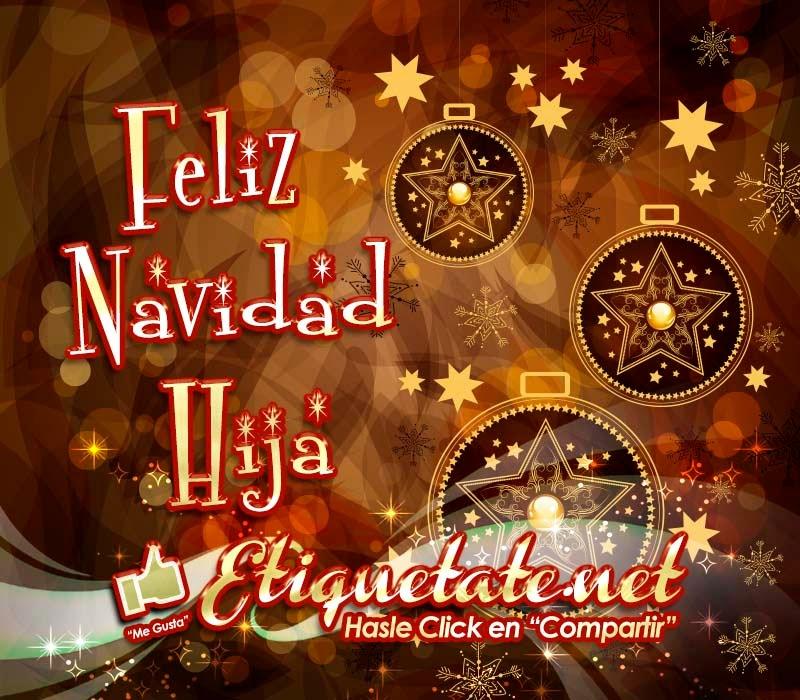 Feliz navidad hija palabras de navidad 2013 2014 for Objetos de navidad