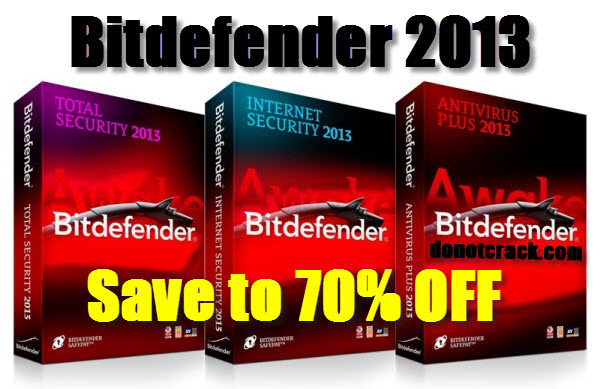 coupon 7DCAA1C4 Bitdefender 2013 70% OFF discount