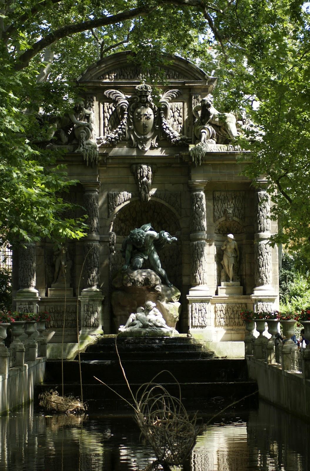 Itin raires parisiens a decouvrir les fontaines parisiennes - Fontaine eau gazeuse paris ...