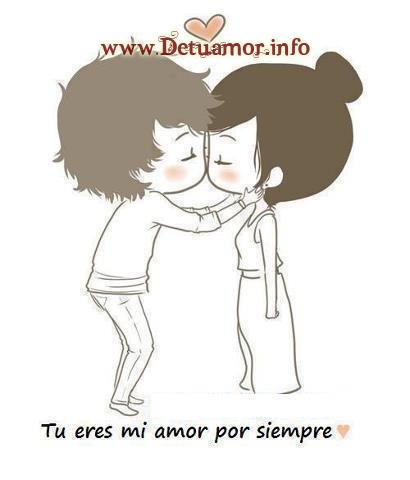 Tu eres mi amor por siempre ♥