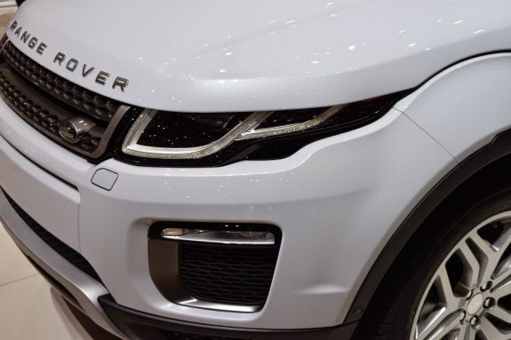 2015-2016 Evoque Range Rover