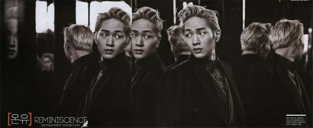Onew SHINee for Arena Homme Plus October 2013_2