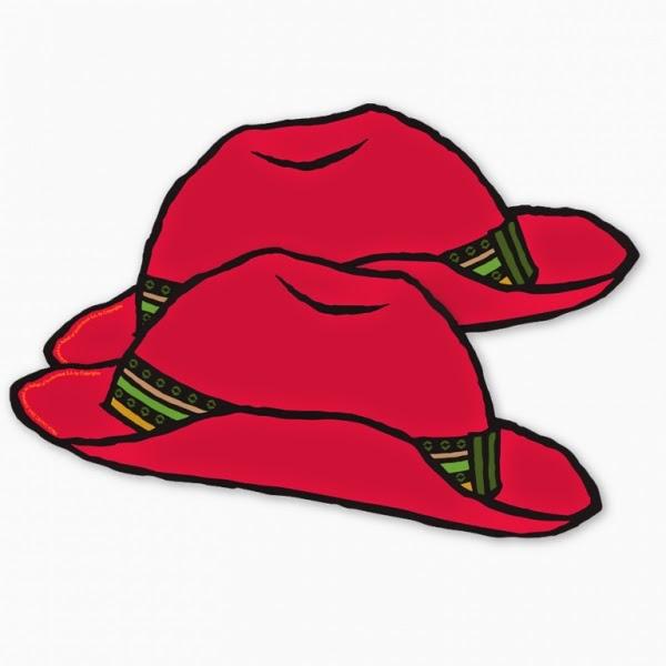 Paddington Bear Party Hats