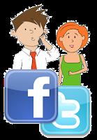 Erläuterung wie sich in England Personen per Facebook als Organspender registrieren können.