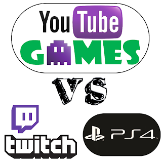New Tech API for Games Youtube PS4 TwitchTV