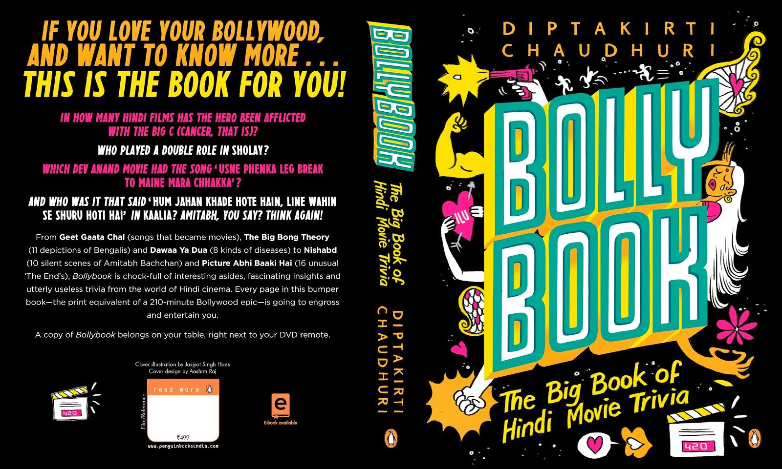 Now on Pre-order: BOLLYBOOK