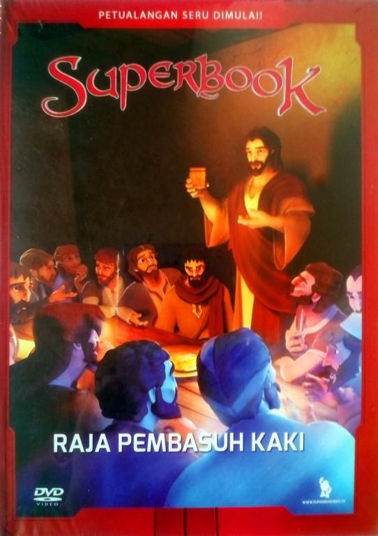 Superbook RAJA PEMBASUH KAKI
