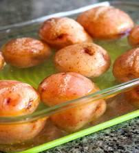 bahan dasar keripik kentang