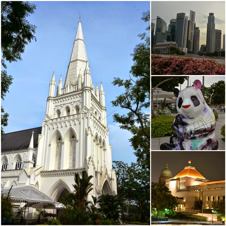 Collage Singapore