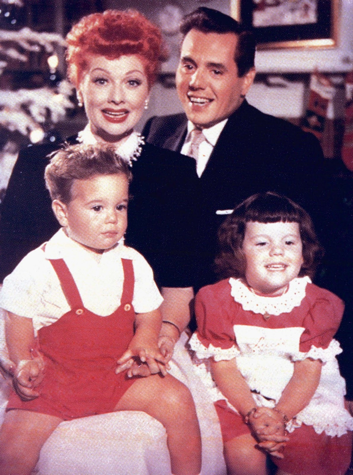 a blog about lucille ball and desi arnaz june 2013