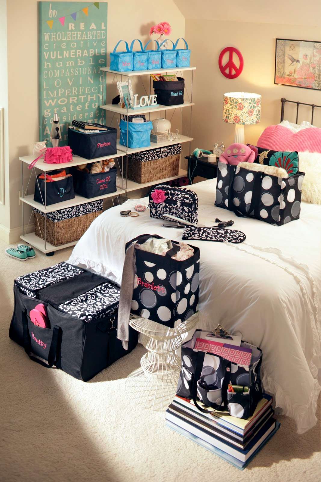 Amber s Blog All things 31 Organize the dorm room 31