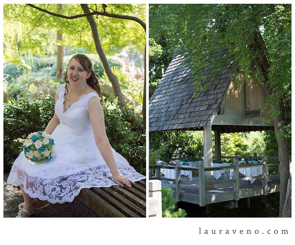 Fort Worth Japanese Botanic Gardens Wedding Kate Stuart