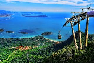 Langkawi Cable Car Malaysia