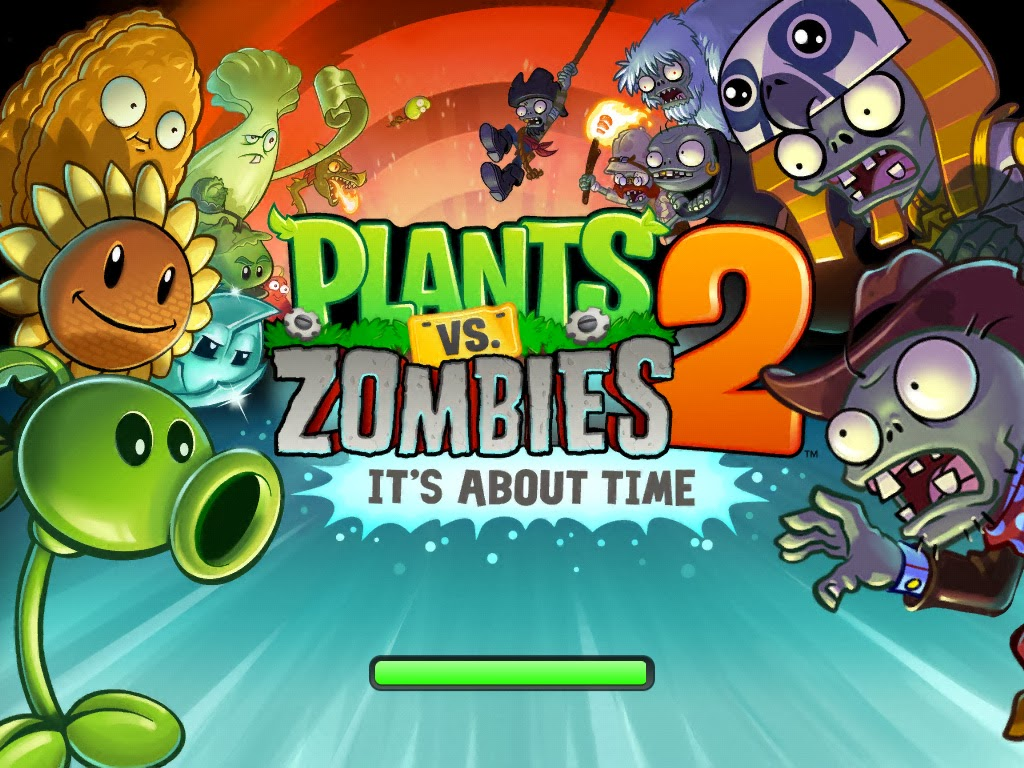 La nueva version plants vs zombies ha llegado a google play en su