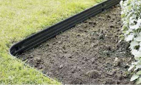 Los bordillos y los perfiles divisores en la jardiner a y for Bordillos de jardin