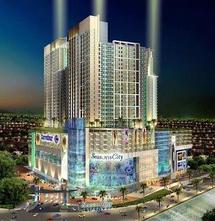 Sewa Apartemen Jakarta Barat Seasons City