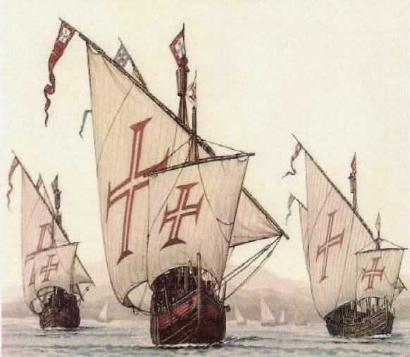 Caravelles Portugaises