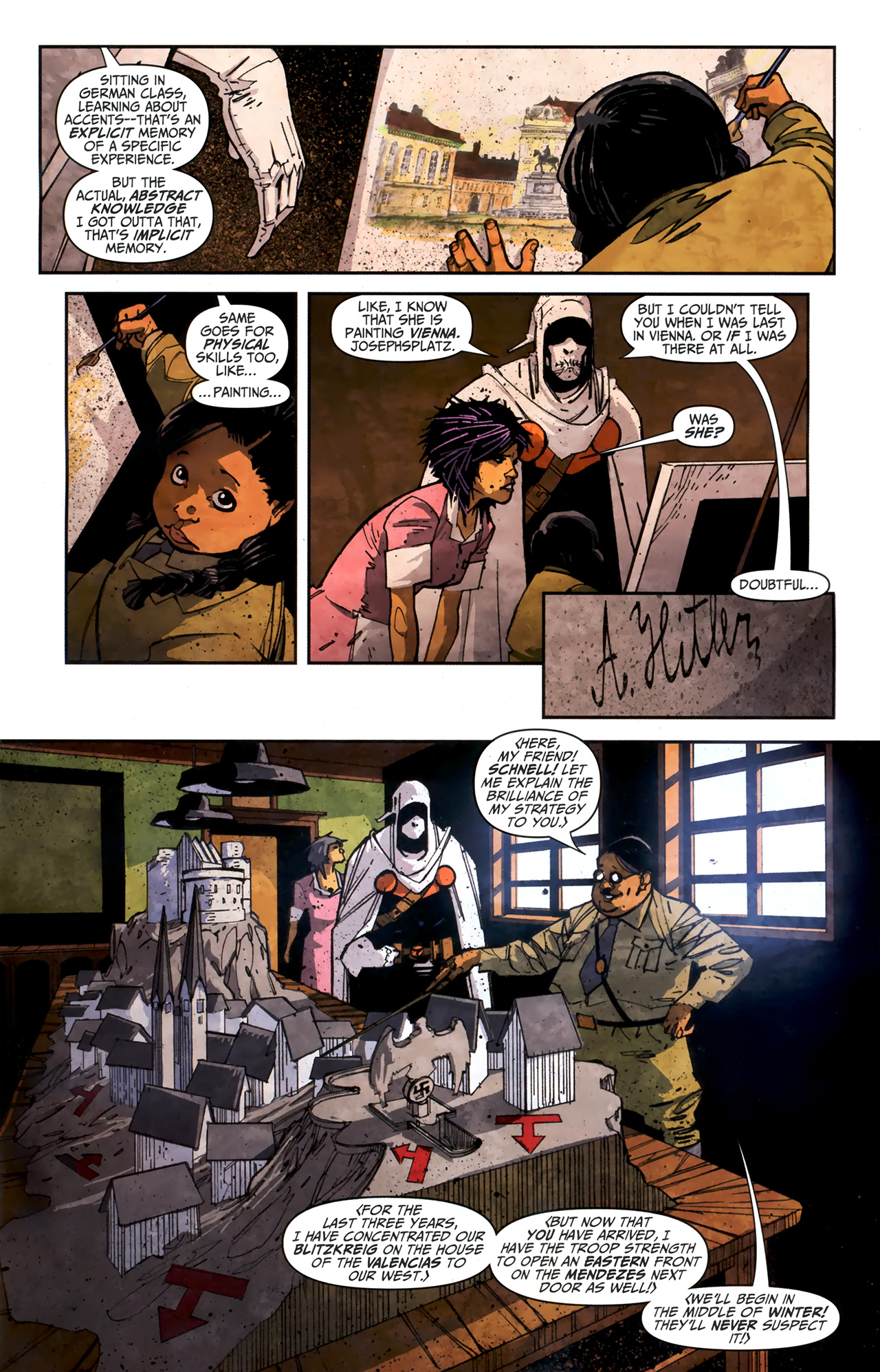 Read online Taskmaster (2010) comic -  Issue #3 - 8