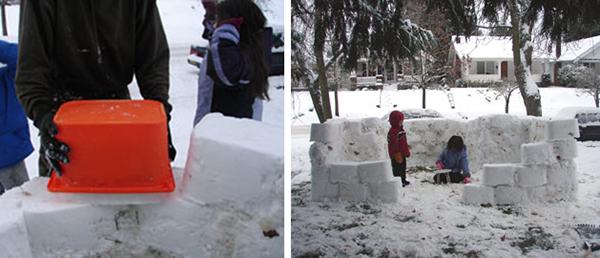 Карнавальный костюм для мальчиков своими руками снеговик