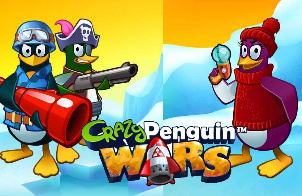 Crazy Penguin Wars Crazy Penguin Wars Gold Ve Xp Hilesi Videolu Anlatım